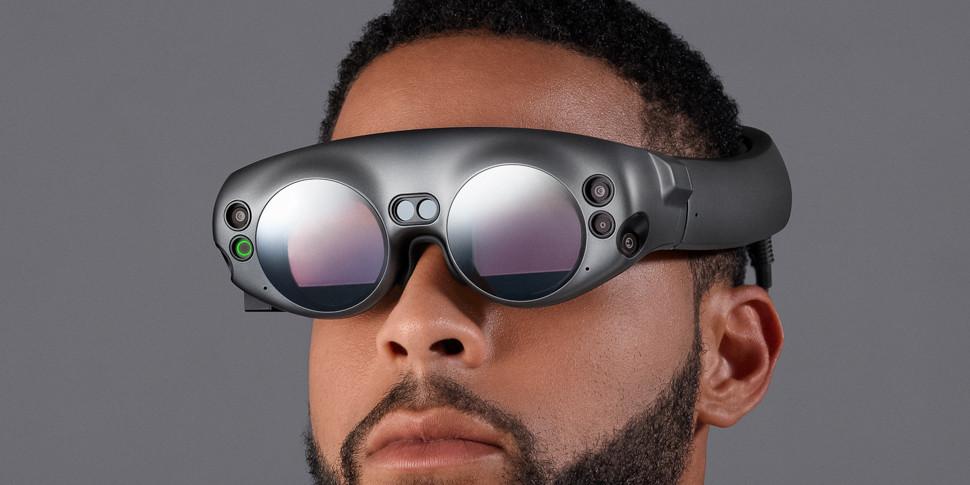 Двухмиллиардный стартап Magic Leap впервые показал свои очки дополненной реальности