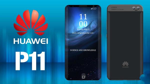 Первые подробности о будущем флагмане от Huawei