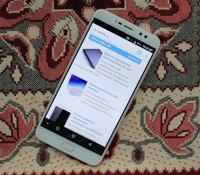 Обзор Uhans Max 2: бюджетный аналог Xiaomi Mi Max 2