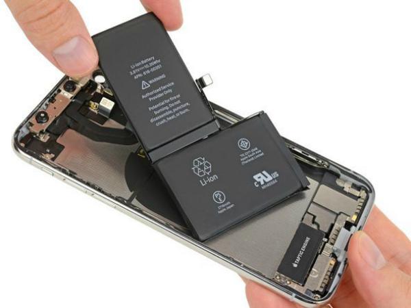 iPhone 2018 будут оснащены L-образным аккумулятором