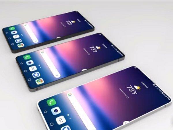 LG G7 могут оборудовать новым сканером