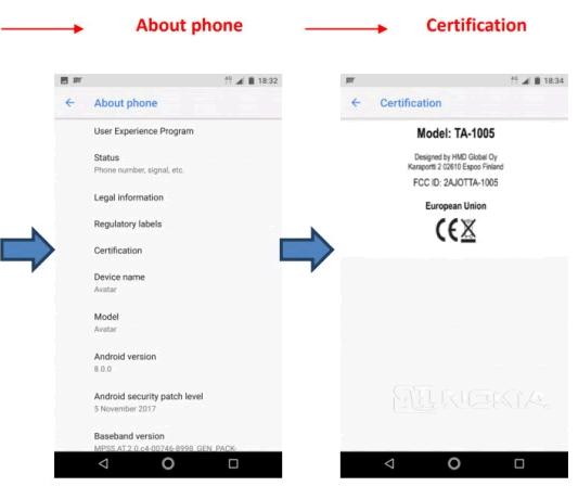 """Тестирование FCC: Nokia 9 получит 5,5"""" OLED-дисплей и другое"""