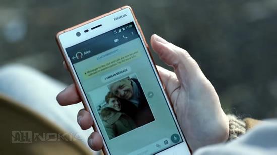Nokia выпустила к праздникам трогательную рекламу
