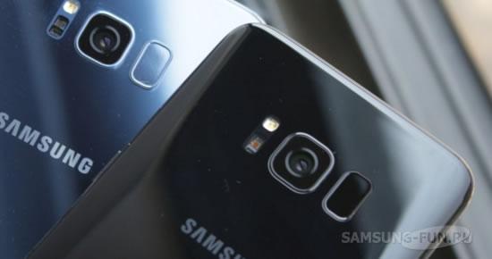 Список защитных чехлов для смартфона Samsung Galaxy S9