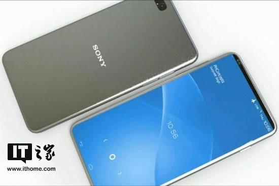 Появились фото безрамочного Sony Xperia A Edge