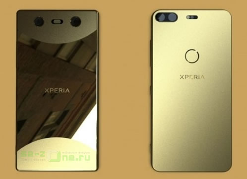 Новые смартфоны Sony Xperia предстали на фото