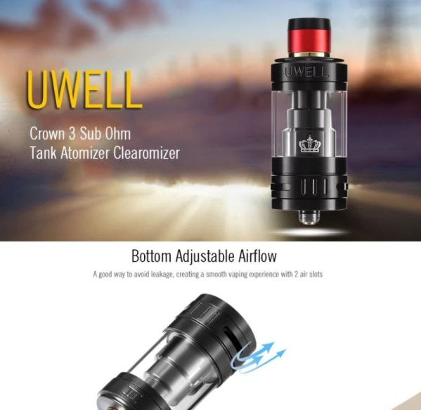 UWELL Crown 3 Sub