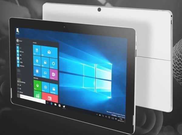 Jumper EZpad 6 Plus: бизнес-планшет на Windows 10