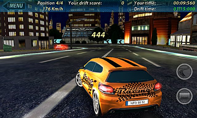 Игра Need for Drift для Android