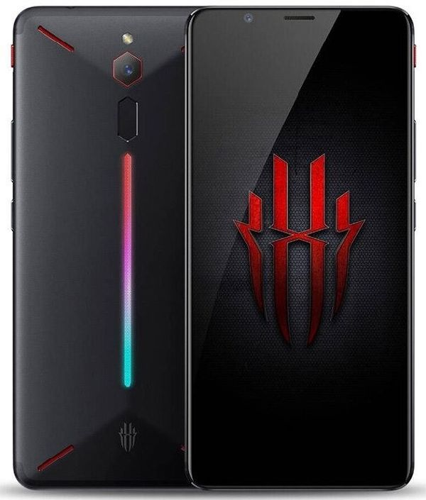 Игровой смартфон Nubia Red Magic показали на пресс-рендере