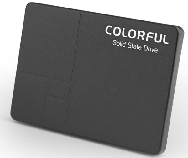 SSD Colorful SL500 вмещает почти 1 терабайт информации