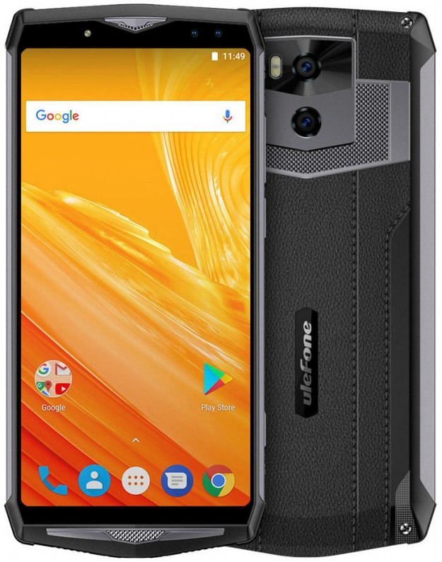 Товар дня: BLUBOO S3 за 9.99 и ULEFONE POWER 5 за 4.99