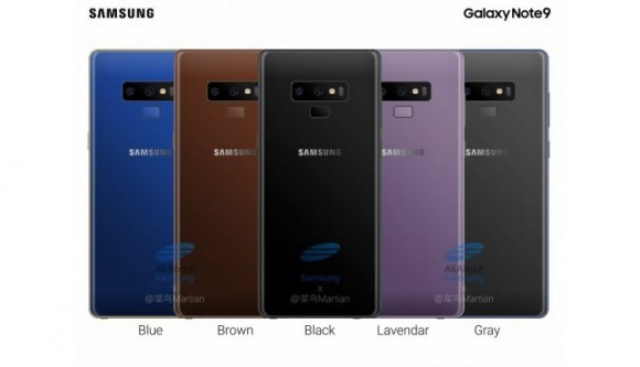 Samsung Galaxy Note 9 дебютирует 9 августа
