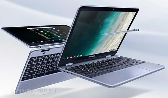 Samsung выпустила Chromebook Plus V2 с процессором Intel