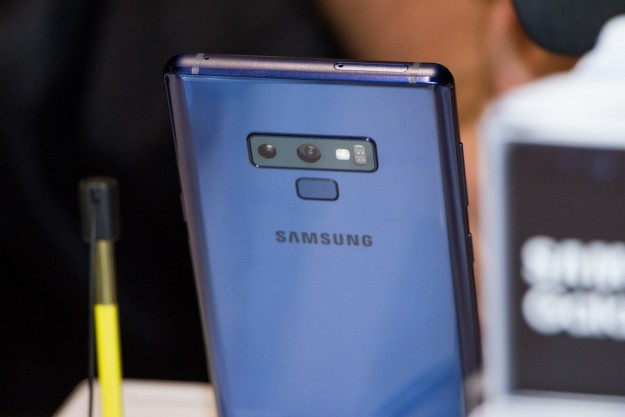 Samsung Galaxy Note9 презентовали в Украине
