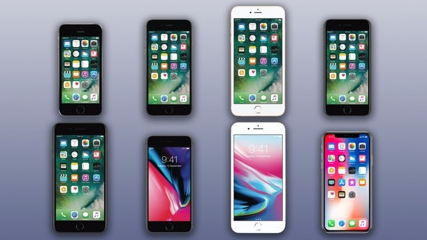 Apple прекращает производство iPhone 6s, iPhone SE, iPhone X и Apple Watch 1