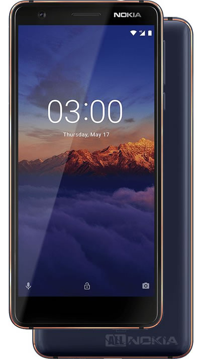 Nokia 3.1 получает Android Pie Build V3.25B и патч за август