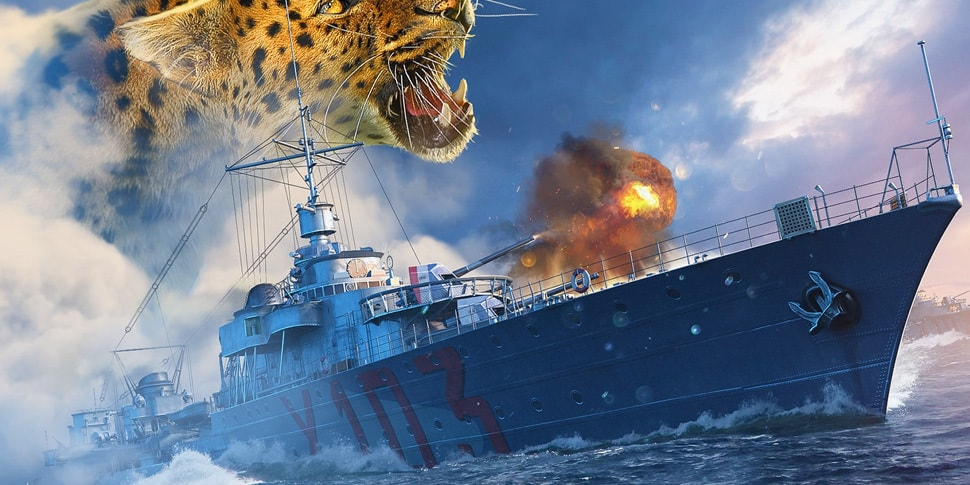 Wargaming выпустит World of Warships на дисках