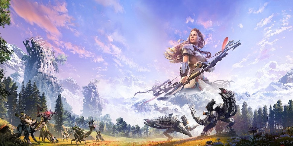 Логвинов: в феврале Horizon Zero Dawn выйдет на PC